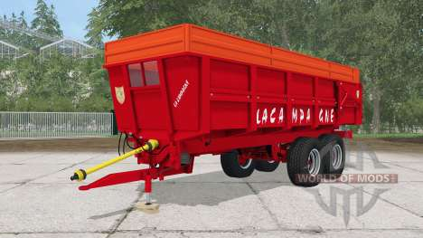 La Campagne BBC 18 para Farming Simulator 2015