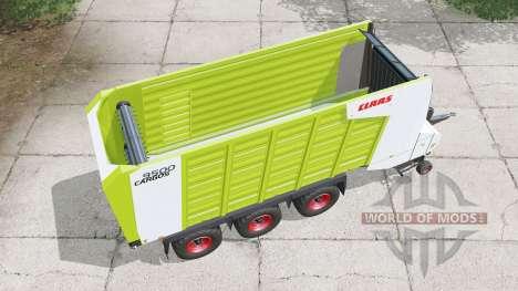Claas Cargos 9500 para Farming Simulator 2015