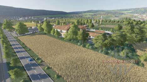 Muhlenkreis para Farming Simulator 2017