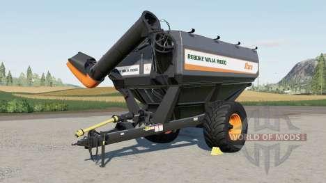 Stara Reboke Ninja 19000 para Farming Simulator 2017