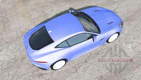 Jaguar F-Type R coupe (X152) 2015 para BeamNG Drive