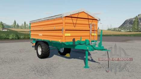 Lochmann RM 60 para Farming Simulator 2017