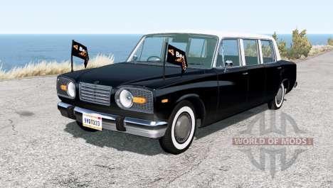 Ibishu Miramar Limousine v2.0 para BeamNG Drive