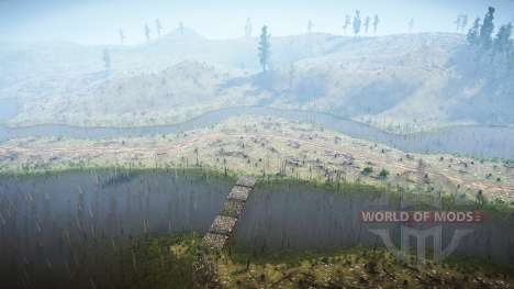 Logging Run para Spintires MudRunner