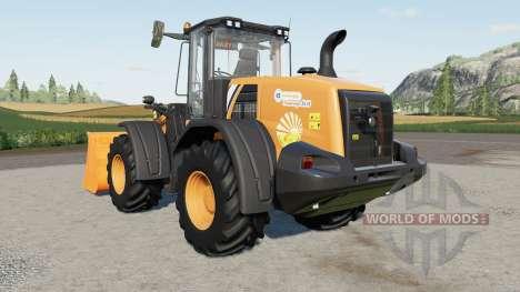 Amkodor 330СЕ para Farming Simulator 2017
