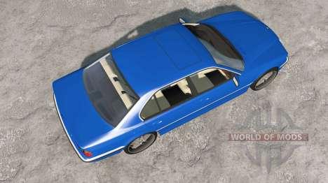 BMW 750iL (E38) 1998 para BeamNG Drive