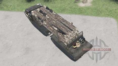 DT-8 cavaleiro para Spin Tires