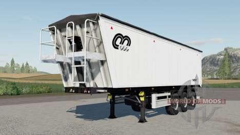 Menci SA 850 R para Farming Simulator 2017