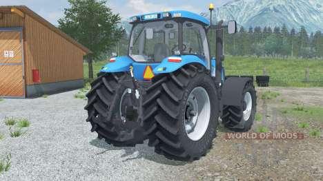 New Holland T8020 para Farming Simulator 2013