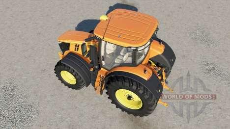 John Deere 7R-series para Farming Simulator 2017