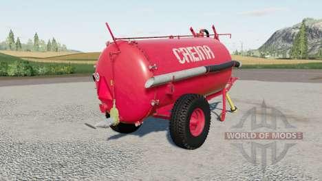 Creina CV 3200 para Farming Simulator 2017