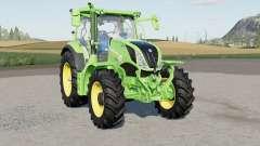 A New Holland T6.125〡T6.1ⴝ5〡T6.175 para Farming Simulator 2017
