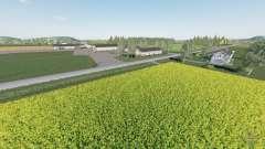 Michigan edit para Farming Simulator 2017