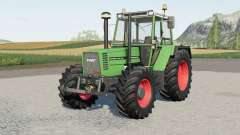 Fendt Favorit 611〡612〡614〡615 LSA Turbomatik Tem para Farming Simulator 2017