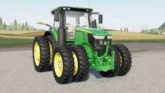 A John Deere 7R-serieᵴ para Farming Simulator 2017