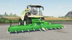 Krone Grande Ӽ 1180 para Farming Simulator 2017