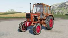 MTZ-82 Беларуȼ para Farming Simulator 2017