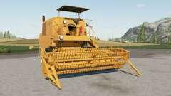 Bizon Super Ⱬ056 para Farming Simulator 2017