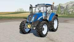 A New Holland série T5〡T6〡T7〡T8〡T9 para Farming Simulator 2017