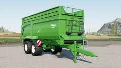 Krampe Bandiƫ 750 para Farming Simulator 2017