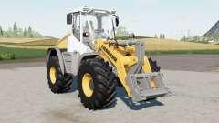 Liebherr L5ვ8 para Farming Simulator 2017