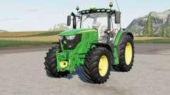 A John Deere 6R-serieȿ para Farming Simulator 2017