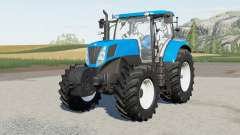New Holland T7000-series para Farming Simulator 2017