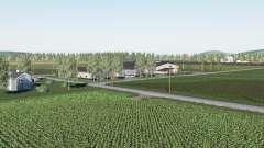 Michigan v2.0 corrected textures para Farming Simulator 2017
