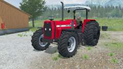Massey Ferguson 297 Advanced para Farming Simulator 2013