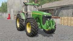 A John Deere 85Ձ0 para Farming Simulator 2017