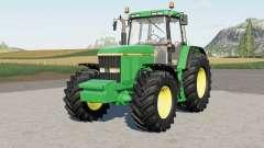 A John Deere 7610〡7710〡7810 para Farming Simulator 2017