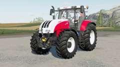 Steyr 6000 CVƬ para Farming Simulator 2017