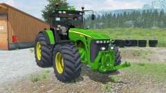 A John Deere 85ƺ0 para Farming Simulator 2013