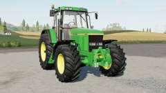 A John Deere 7010-serieᵴ para Farming Simulator 2017