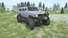 Jeep Grand Wagoneer 19୨1 para MudRunner