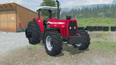 Massey Ferguson 299 Advanceᵭ para Farming Simulator 2013