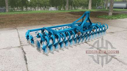 Lemken Heliodor 8-400 para Farming Simulator 2015