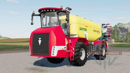 Holmer Terra Variante 600 Ecꝍ para Farming Simulator 2017