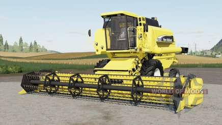 A New Holland TCⴝ7 para Farming Simulator 2017