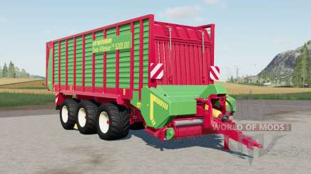 Strautmann Tera-Vitesse CFS 5201 DꝌ para Farming Simulator 2017
