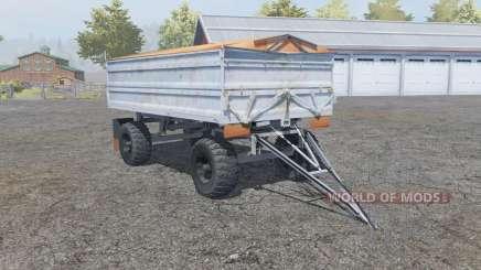 O progresso HW ৪0 para Farming Simulator 2013