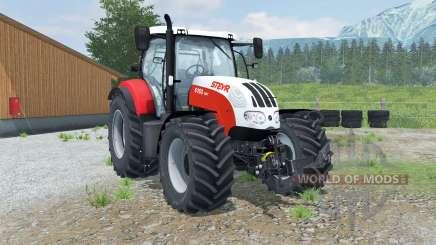 Steyr 6160 CVT para Farming Simulator 2013