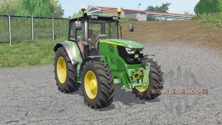 A John Deere, 6M-serieᵴ para Farming Simulator 2017