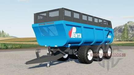 Penta DBƽ0 para Farming Simulator 2017