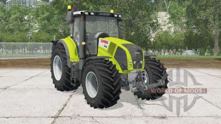 Claas Axioᵰ 850 para Farming Simulator 2015