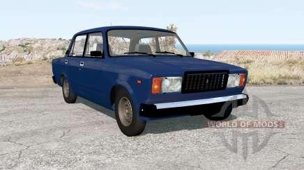 VAZ-Lada 2107 para BeamNG Drive