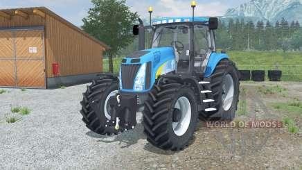 A New Holland T80Ձ0 para Farming Simulator 2013