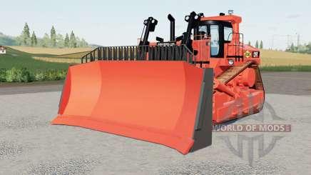 Caterpillar D11T Colas para Farming Simulator 2017