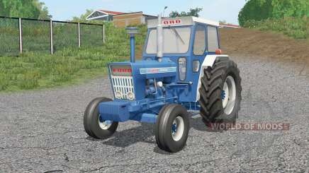 Ford 7000 1971 para Farming Simulator 2017