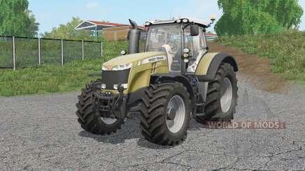 Massey Ferguson 8727〡8732〡87ӡ7 para Farming Simulator 2017